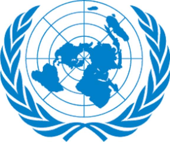 Se crea la Organización de las Naciones Unidas (ONU)