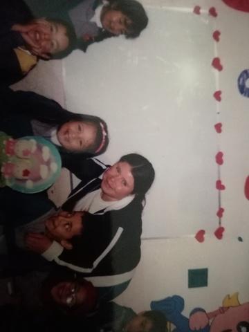 Mi primer cumpleaños en el colegio