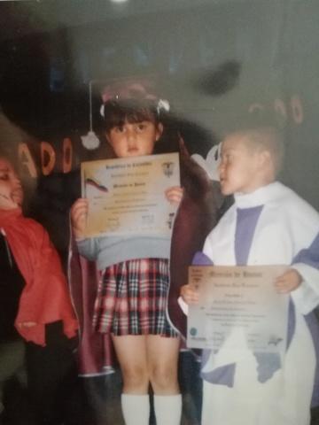 Mi graduación de Transición