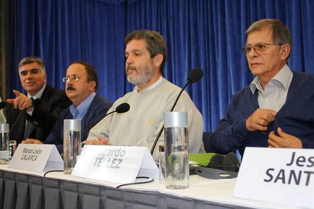 Diálogos con las FARC