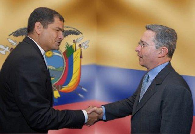 crisis diplomática con Ecuador