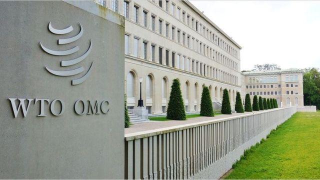 Organización Mundial del Comercio.