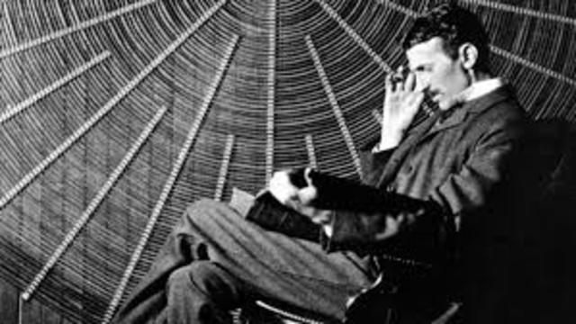 centésimo quincuagésimo Aniversario de Tesla