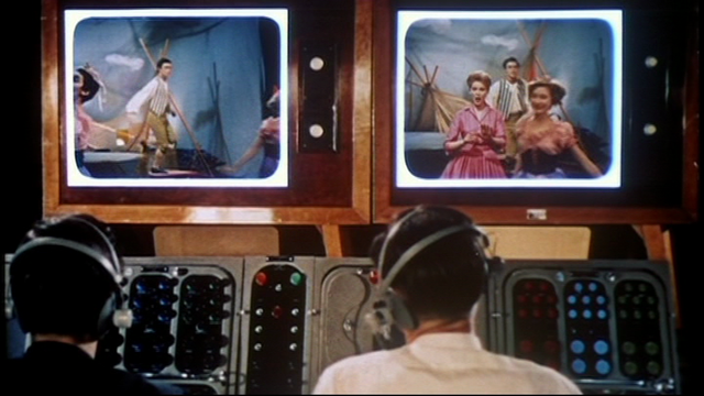 Primera transmisión a color a través de canal 5