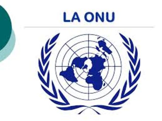 La ONU aprueba la carta de los derechos y deberes económicos de los estados Presentado por el presidente de la Republica Luis Echeverria Álvarez