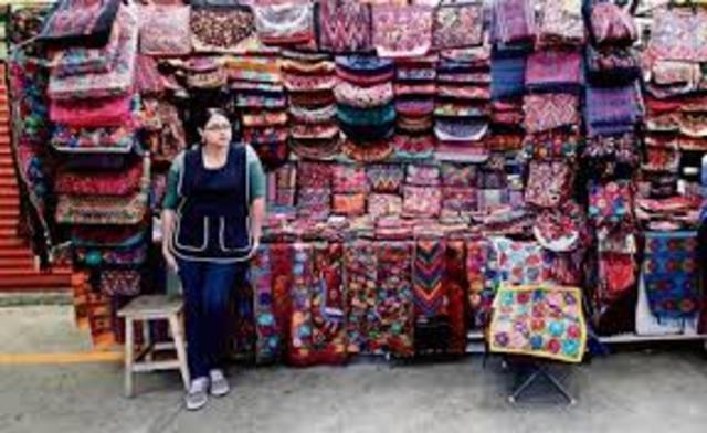 Se utiliza por primera vez la plaza de la Ciudadela, en la Ciudad de México