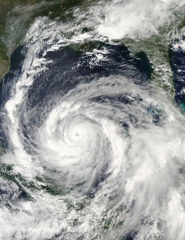 Entra a las costas de Yucatán el Huracán Isidoro.