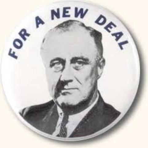 Presidencia de Franklin D. Roosevelt