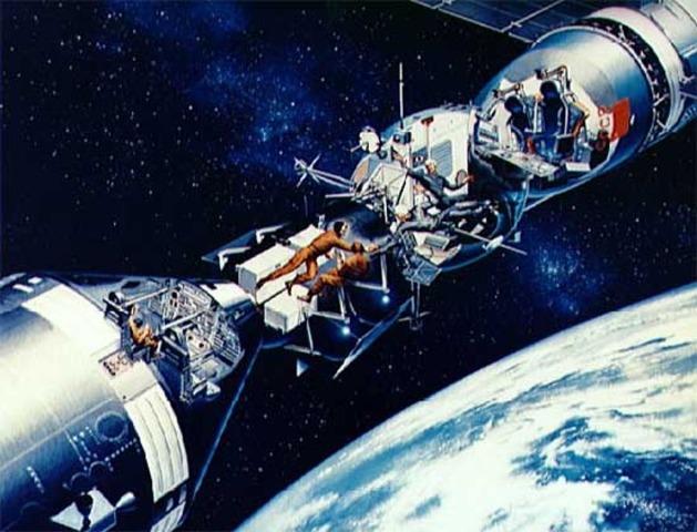 Soyuz-Apollo