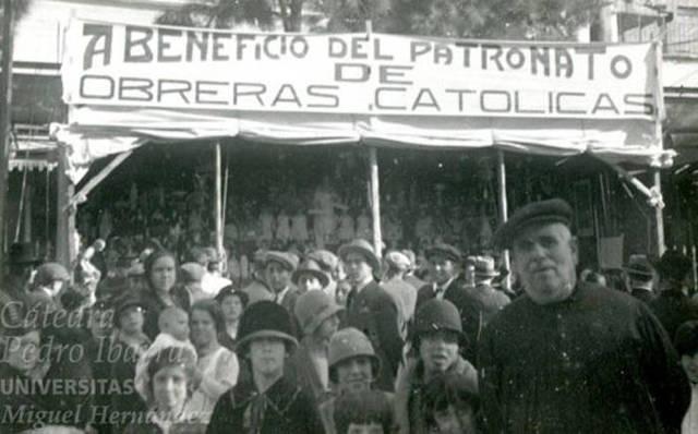MEXICO. UNION CATOLICA OBRERA. Fotografía recuperada de: https://laicismo.org/2015/07/los-sindicatos-catolicos-espanoles/130230/