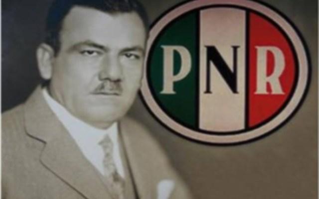 MEXICO. PARTIDO NACIONAL REVOLUCIONARIO (PNR). Fotografía recuperada de: http://laorquesta.mx/tag/partido-nacional-revolucionario/