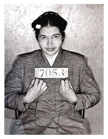 Rosa Parks have gone to  jail.