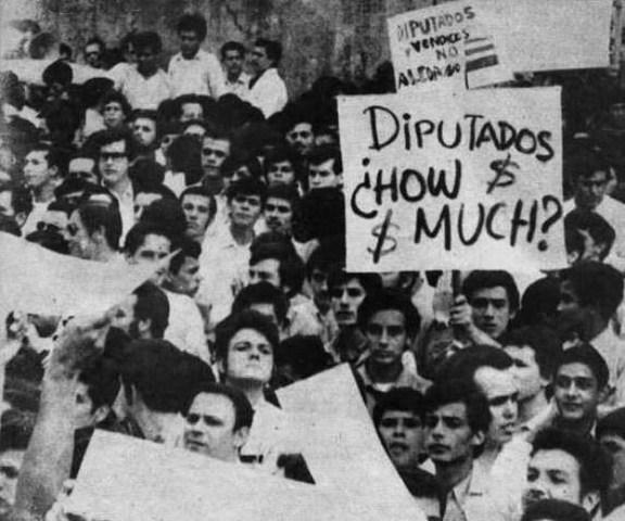 Manifestaciones contra ALCOA