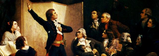"""Proclamazione """"Patria in pericolo"""""""