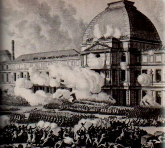 Assalto alle Tuileries
