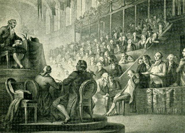 Elezione della Convenzione
