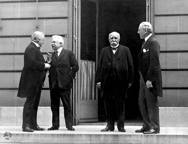 Conferència de pau de París