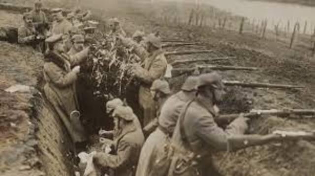 Primera batalla del Marne