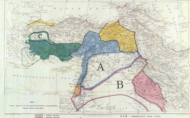 Acords Sykes-Picot