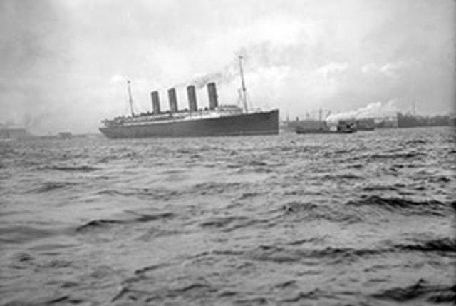 La tragèdia del Lusitania
