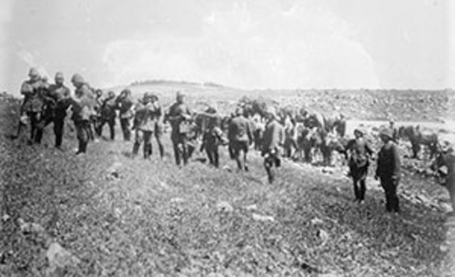 Retirada aliada i victòria otomana
