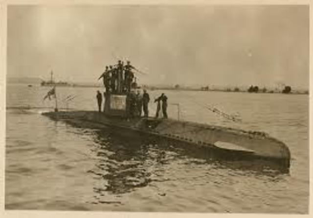 Guerra submarina a ultrança