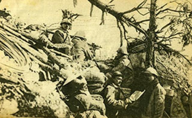 Comença la batalla de Verdun
