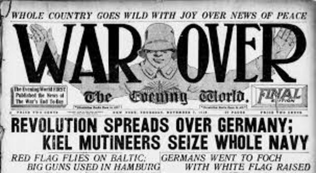Cap a la fi de la guerra