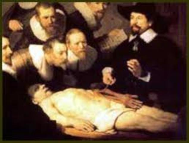 La primera inyección intravenosa