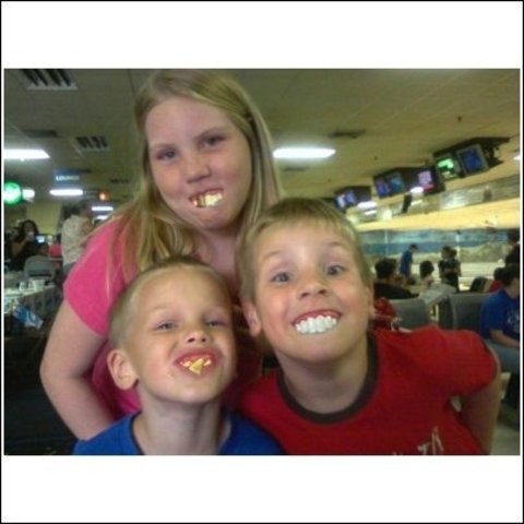 Bowling with Friends!