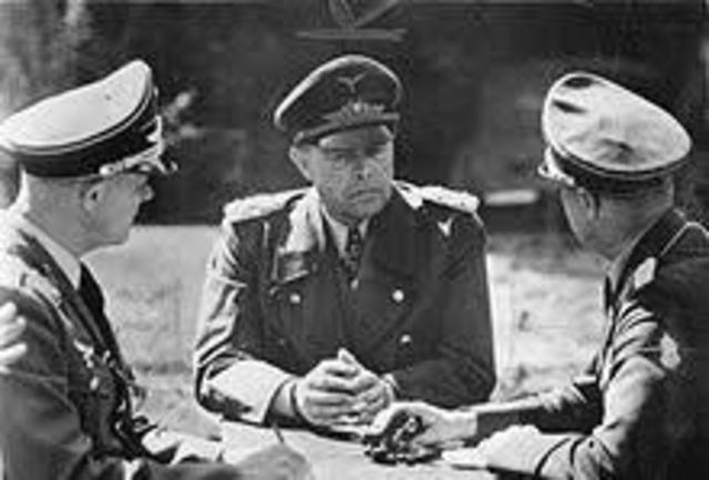 Reculada general de les forces alemanyes