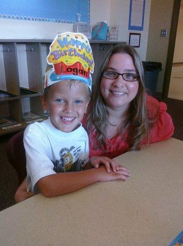 My First Day of Kindergarten & My 5th Birthday!