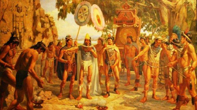 Founding of the Aztec