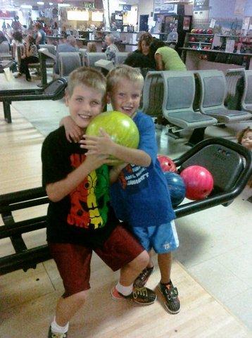More Bowling!