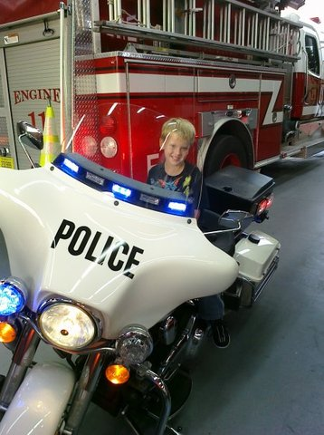 A Tour of the Flagler Beach Fire Department
