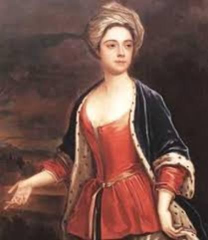 Lady Mary Moves to Italy