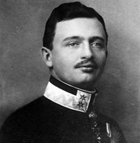 Abdica Carles I d'Àustria-Hongria