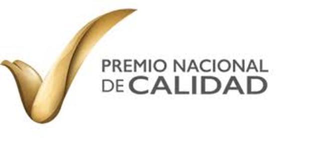 PREMIO NACIONAL DE CALIDAD - MEXICO