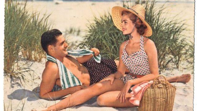 LA MODA NEGLI ANNI '50