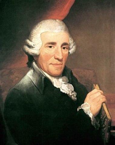 Franz Joseph Haydn születése