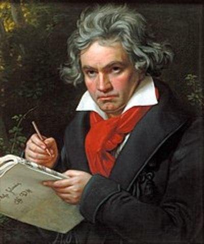 Ludwig van Beethoven születése