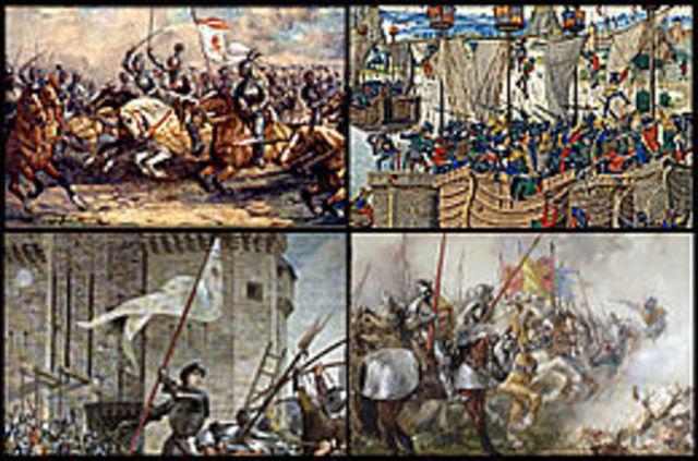 Fine Guerra dei cent'anni