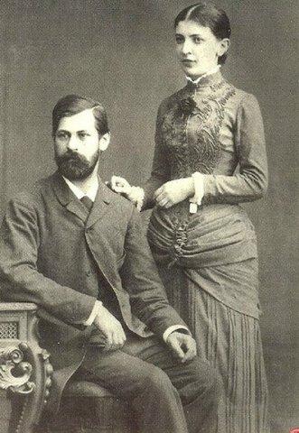 Clínica y esposa