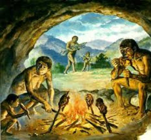 Primeras Cavernas para albergue
