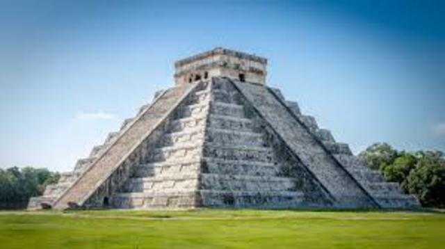 Pirámides Mayas
