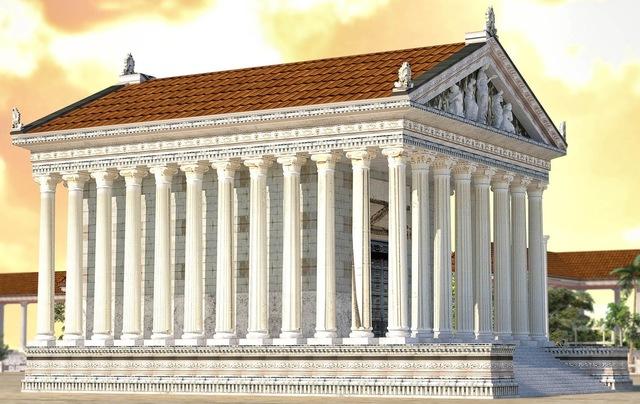 Construcciones del Imperio Romano