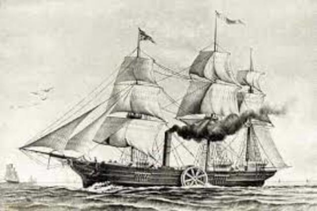 Primeros Barcos