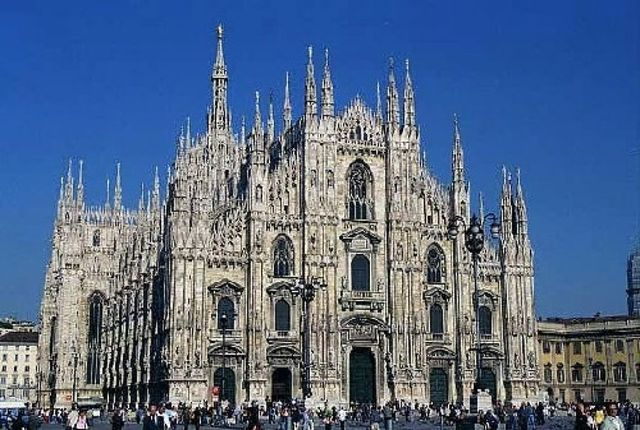 Catedrales y Bóvedas Góticas
