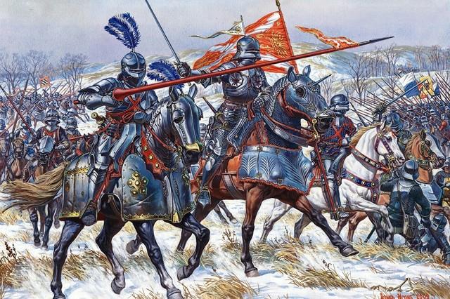 Guerra de Borgoña