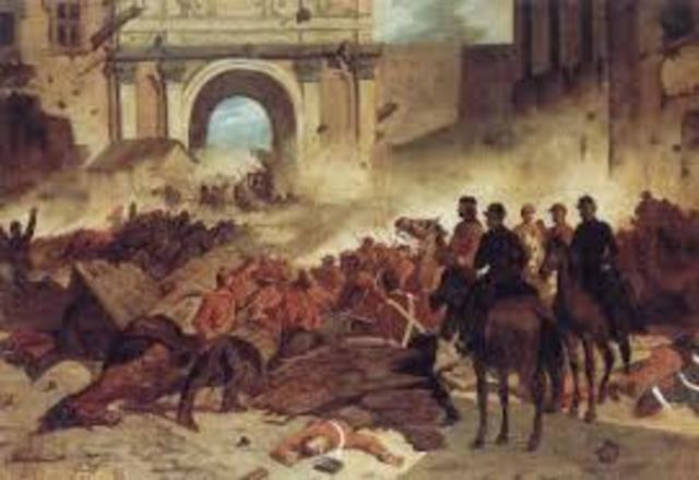 Conquest of Sicilia